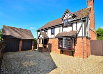 4 bed detached house for sale in Olympia Close, East Hunsbury, Northampton NN4