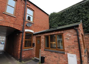 Thumbnail 2 bed duplex to rent in Watnall Road, Hucknall, Nottinghan