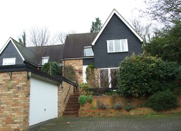 Thumbnail 4 bed detached house for sale in West Hill, Aspley Guise