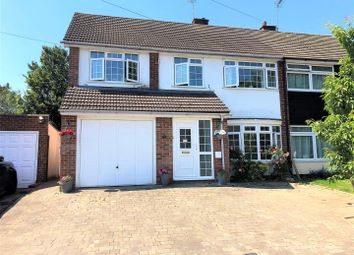4 bed semi-detached house for sale in Rowan Close, Bricket Wood, St. Albans AL2
