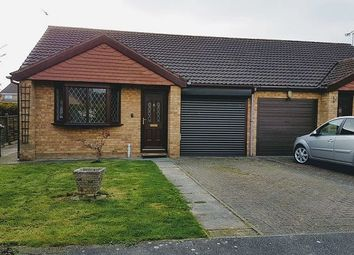 Thumbnail 2 bed semi-detached bungalow to rent in Eastcroft, Saxilby