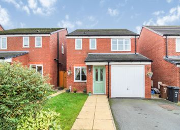 Thumbnail 3 bed detached house for sale in Cwrt Nuttall, Buckley