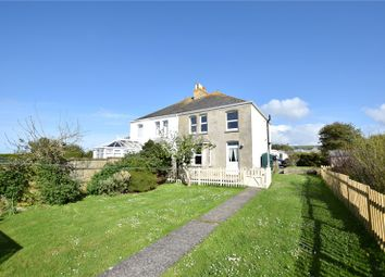 Thumbnail 3 bed semi-detached house to rent in Bossiney Road, Tintagel