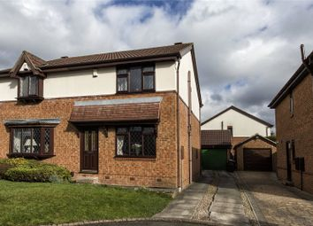 Thumbnail 3 bed semi-detached house for sale in The Coppice, Mirfield, West Yorkshire