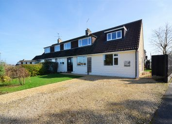 Thumbnail 3 bed semi-detached house for sale in Hillcrest Close, Glue Hill, Sturminster Newton