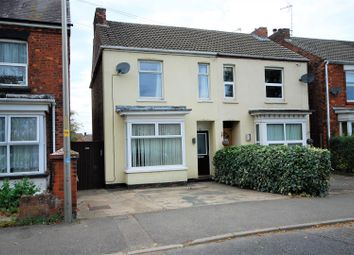 Thumbnail 3 bed semi-detached house for sale in Park Road, Spalding