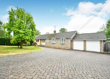 Thumbnail 4 bed detached bungalow for sale in Henwood, Wootton, Oxford