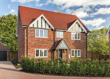 "Thumbnail 3 bedroom detached house for sale in ""The Chiddingfold"" at Amlets Lane, Cranleigh"