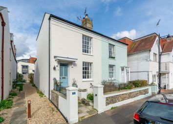 Thumbnail 3 bed cottage for sale in River Road, Littlehampton