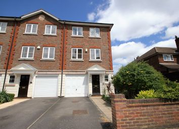 Thumbnail 3 bed town house for sale in Uxbridge Road, Kingston Upon Thames