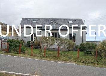 Thumbnail 2 bed detached house for sale in Brevig, Isle Of Barra