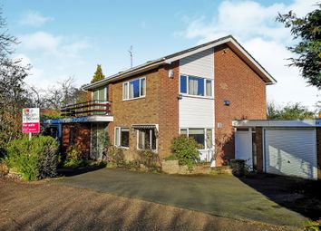 Thumbnail 4 bed detached house for sale in Newfound Drive, Cringleford, Norwich