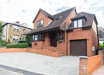 Thumbnail 4 bed detached house for sale in Primrose Hill, Brentwood