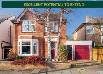 Thumbnail 3 bedroom detached house for sale in Knighton Church Road, South Knighton, Leicester