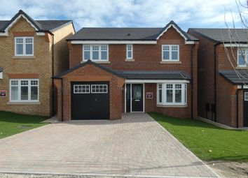 Thumbnail 4 bed detached house to rent in Potters Corner, Forest Town, Mansfield