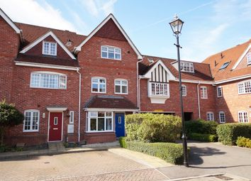 Thumbnail 4 bedroom terraced house for sale in Foundry Close, Hook