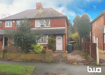 Thumbnail 2 bed semi-detached house for sale in 117 Newbolds Road, Wolverhampton