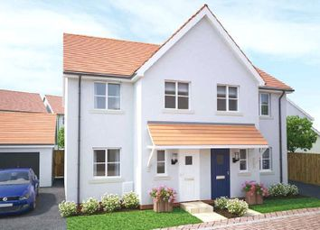 Thumbnail 3 bed semi-detached house for sale in Plot 48, Kendlestone, Cavanna Homes