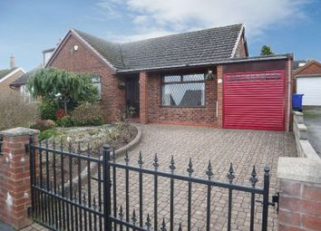 Thumbnail 2 bed semi-detached bungalow for sale in Paladin Avenue, Weston Coyney, Stoke-On-Trent, Staffordshire