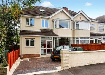 Thumbnail 5 bed semi-detached house for sale in Chestnut Road, Oldbury