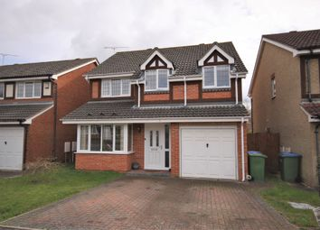 Thumbnail 4 bed detached house for sale in Buchan Avenue, Whiteley, Fareham
