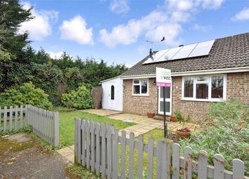 Thumbnail 2 bed semi-detached bungalow for sale in Lavender Gardens, Bordon, Hampshire