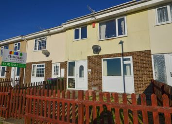 Thumbnail 3 bed terraced house for sale in Pilgrim Spring, Folkestone