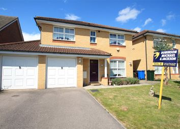 Thumbnail 4 bedroom detached house for sale in Recreation Way, Kemsley, Sittingbourne, Kent