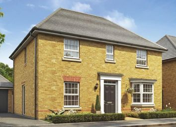 "Thumbnail 4 bed detached house for sale in ""Bradgate"" at St. Benedicts Way, Ryhope, Sunderland"