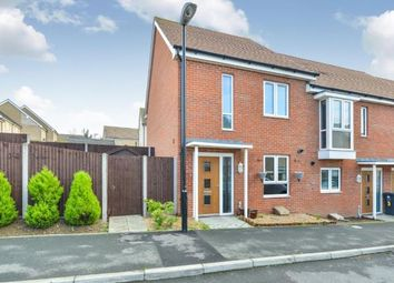 Thumbnail 2 bed end terrace house for sale in East Cowes, Isle Of Wight, .