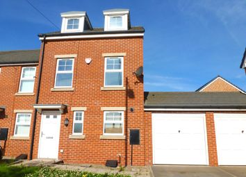 Thumbnail 4 bedroom town house for sale in Diamond Road, Thornaby, Stockton-On-Tees