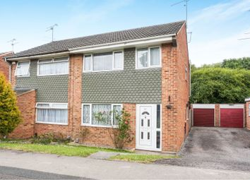 Thumbnail 3 bed semi-detached house for sale in Bodiam Drive, Swindon