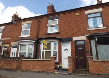 Thumbnail 3 bedroom terraced house for sale in Logan Street, Market Harborough, Leicestershire, .