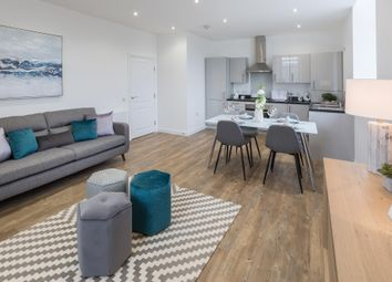 "Thumbnail 2 bed flat for sale in ""Lambert Court"" at Chapel Hill, Basingstoke"