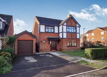 Thumbnail 4 bedroom detached house for sale in Ham Farm Lane, Emersons Green, Bristol