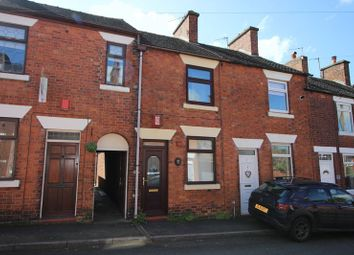 Thumbnail 2 bed terraced house for sale in Victoria Street, Leek, Staffordshire