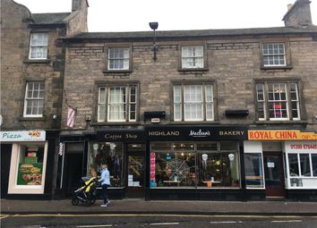 Thumbnail Retail premises for sale in 108 High Street, Forres