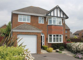 Thumbnail 4 bed detached house for sale in Hornbeam Avenue, Bexhill-On-Sea