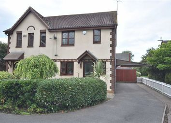 Thumbnail 3 bed semi-detached house for sale in Cadbury Close, Hucclecote, Gloucester