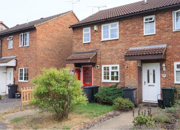 Thumbnail 2 bed end terrace house for sale in Manorfield, Ashford