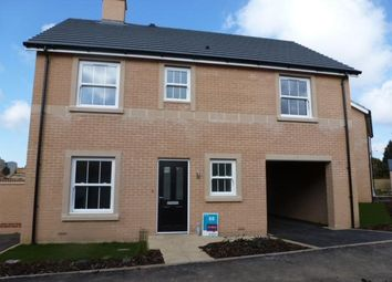 Thumbnail 4 bedroom detached house to rent in Bluebell Close, Downham Market