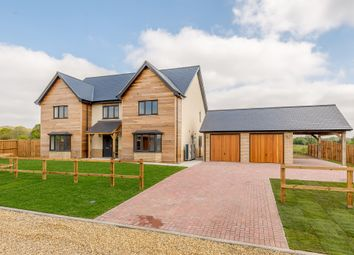 Thumbnail 6 bedroom detached house for sale in Park Lane, Hockering, Dereham