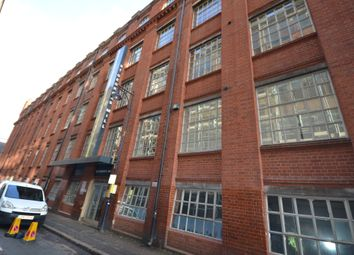 Thumbnail 2 bedroom flat to rent in St Georges Mill, Wimboldon Street, Leicester
