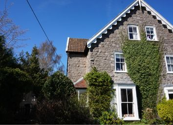 Thumbnail 4 bed semi-detached house for sale in Ropers Lane, Wrington