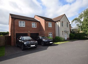 Thumbnail 5 bed detached house for sale in Powell Court, Farnsfield, Nottinghamshire