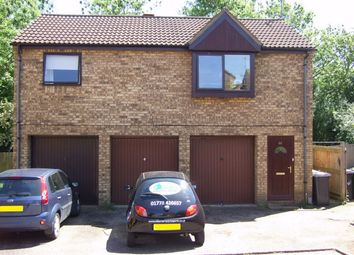 Thumbnail 2 bedroom flat to rent in Linnet, Orton Wistow, Peterborough, Cambridgeshire