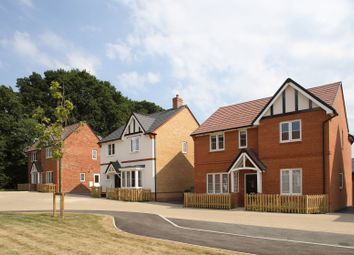 """Thumbnail 4 bed detached house for sale in """"The Thornsett"""" at Winchester Road, Fair Oak, Eastleigh"""
