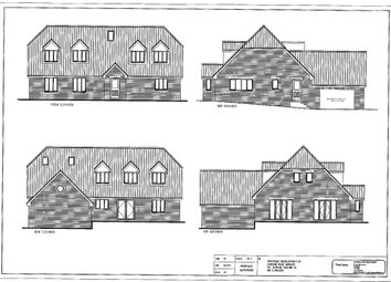 Thumbnail 4 bedroom detached bungalow for sale in Durham Road, Wingate