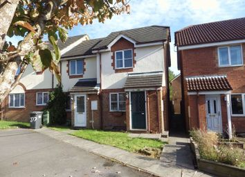 Thumbnail 2 bed end terrace house for sale in Ormonds Close, Bradley Stoke, Bristol