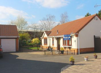 Thumbnail 3 bed bungalow to rent in Lindum Close, Syston, Leicester